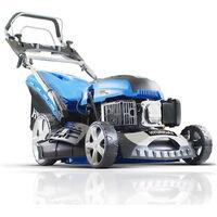 Hyundai HYM460SPE 139cc Electric-Start Self-Propelled 460mm Petrol Roller Lawnmower