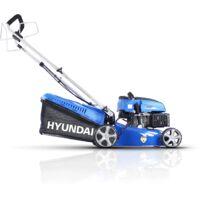 Hyundai HYM430SP 139cc Self-Propelled 430mm Petrol Lawnmower