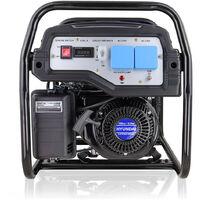 Hyundai HY2800L-2 6.5hp 196cc Petrol 4-Stroke Generator 2200W 230V