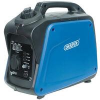 Draper 95196 Petrol Inverter Generator 1000W