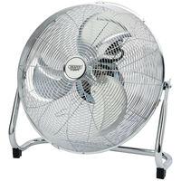 Draper Expert 09160 Oscillating Industrial Fan (450mm)