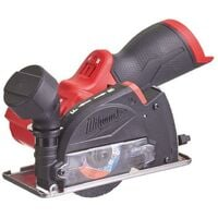 Milwaukee M12 FCOT-0 12V FUEL 76mm Cut Off Tool (Body Only)