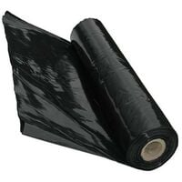 Mugar Plástico para agricultura premium -Negro -800 galgas