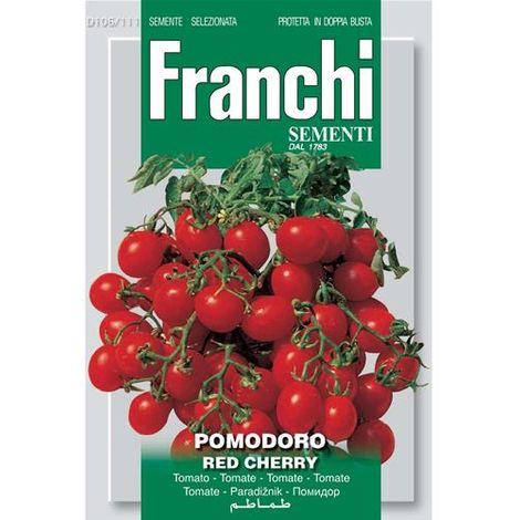 SEMI ORTO FRANCHI POMODORO RED CHERRY ART D106/111