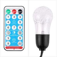 SALCAR Guirlande lumineuse en LED mini E27et 30 petites ampoules Imitation