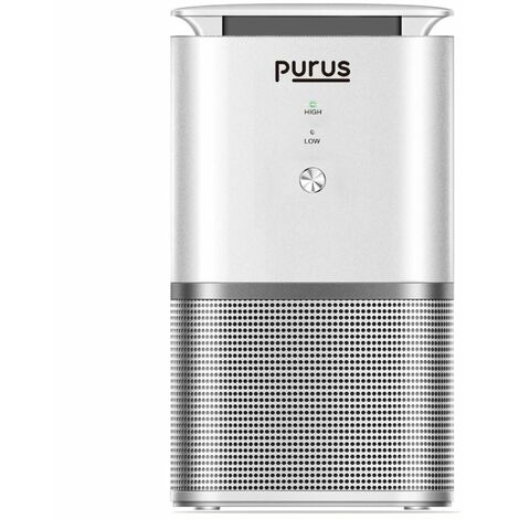 Purus Air Purifier Air Cleaner for home with True HEPA & Active Carbon Filter
