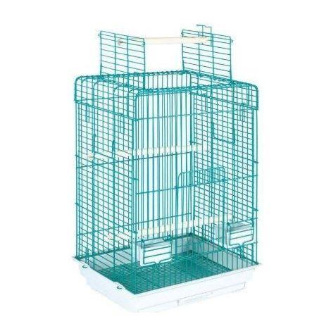 Cage perroquets détachable