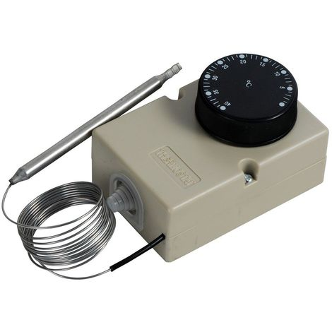 Thermostat analogique 16A