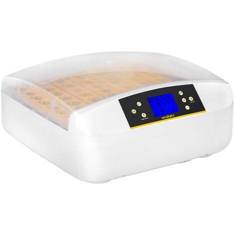Couveuse à œufs - 56 œufs - Flacon inclus - Entièrement automatique
