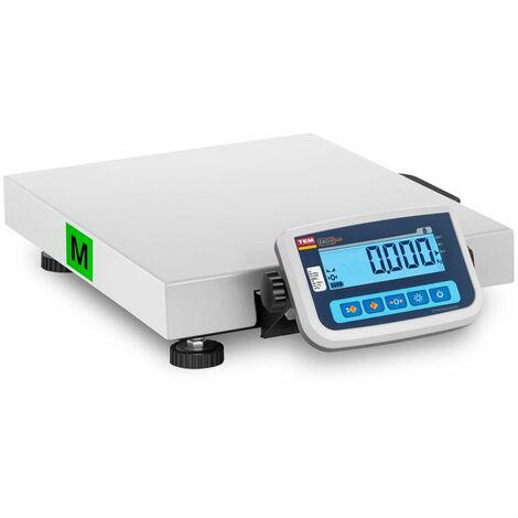 Balance pèse-colis - Calibrage certifié - 150 kg / 50 g