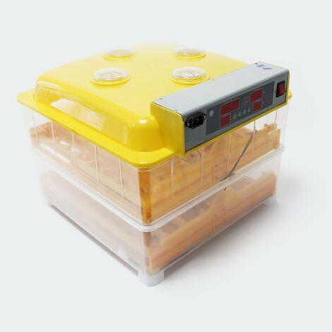 Couveuse automatique Incubateur appareil à couver 112 oeufs