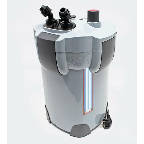 Pompe filtre aquarium bio extérieur 2 000 litres par heure 9W