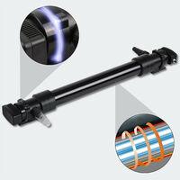 Stérilisateur UVC clarificateur inox bassins lampe 72 watts