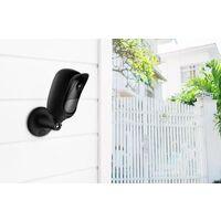 Caméra noire intégrale 100% sans-fil autonome IP / WIFI - Plage horaire / IP65 / 1080P FHD / APP (Reolink Argus 2)