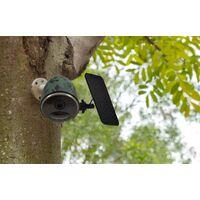 Caméra Reolink Go 4G 100% sans fil version FR + panneau solaire noir / IP65 / 1080P / Détecte, enregistre, notifie