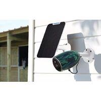 Caméra Reolink Go 4G 100% sans fil version FR + panneau solaire / IP65 / 1080P / Détecte, enregistre, notifie via App