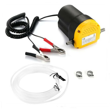 Pompe a vidange d'huile moteur par aspiration 12V