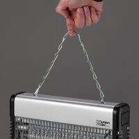 Kemper Plein Air ZAP 30 - Lampe électrique anti-insectes et mouche