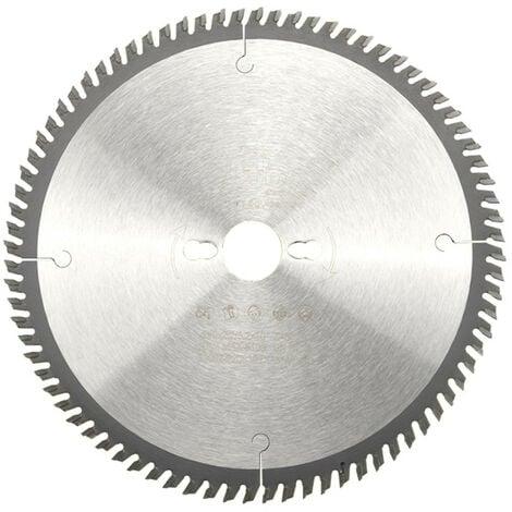 Lame de scie circulaire HM finition D. 250 x Al. 30 x ép. 3,2/2,2 mm x Z80 Alt pour bois - Diamwood