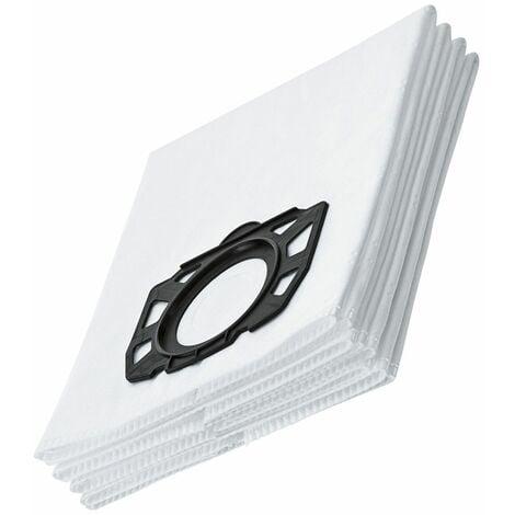 Boîte de 4 sacs feutre (295005-44533) (28630060) Aspirateur KARCHER