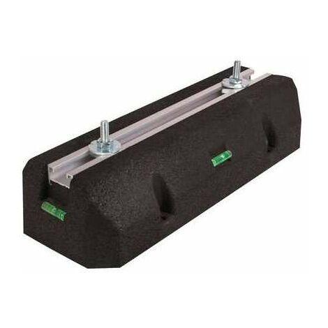 Support Rubber de climatiseur - 400 kg / paire - CBM