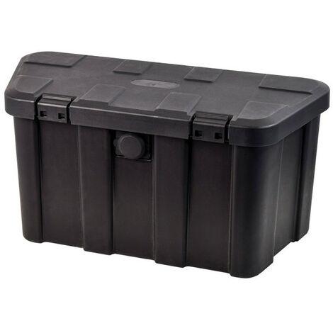 Coffre de rangement pour remorque - 45 litres – étanche