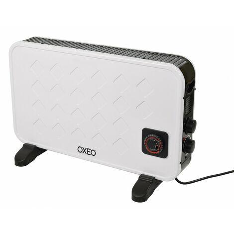 Radiateur mobile 2000W avec souffleur et programmateur