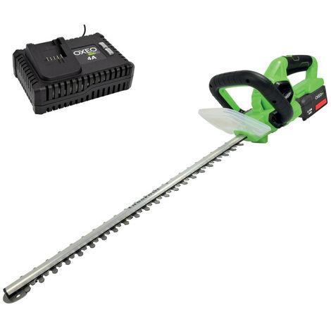 Taille-haie batterie 18V Easy Full avec batterie et chargeur 4Ah