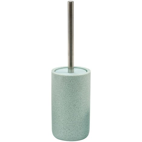 Terrazzo Toilet Brush & Holder