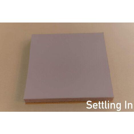 One Coat Emulsion - 5L - Settling in