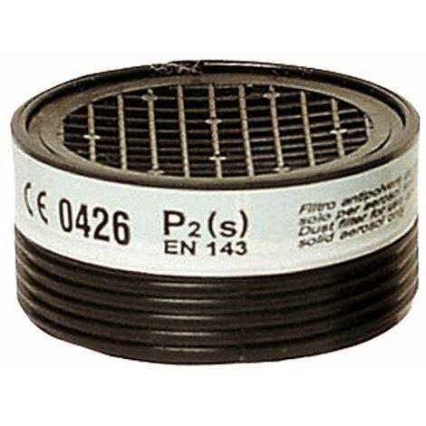 Coverguard - Cartouche filtrante demi-masque poussières P2 (Pack de 8) - MO22140 Taille:Unique