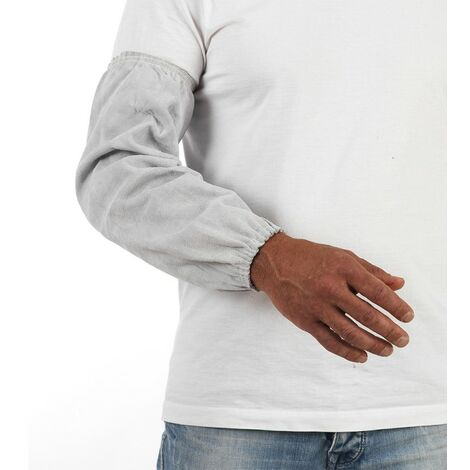 Coverguard - Manchette de soudure en croûte de vachette 40cm Taille : Unique