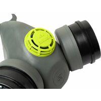 Coverguard - Demi-masque respiratoire EURMASK DUO - MO22102 Taille:Unique
