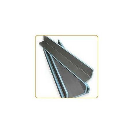 extrudierte und starre U-f/örmig Winkel aus XPS Valstorm Fliesen bereit U-f/örmig Winkel 1250x150x300mm
