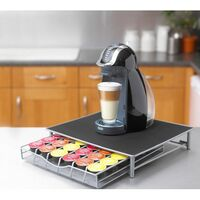 Neo Dolce Gusto Coffee Machine Stand & Capsule Pod Drawer