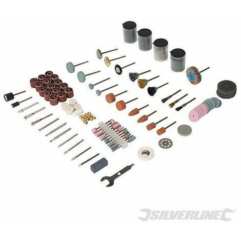 Rotary Tool Accessory Kit 216pce - 3,17mm Mandrel (267204)