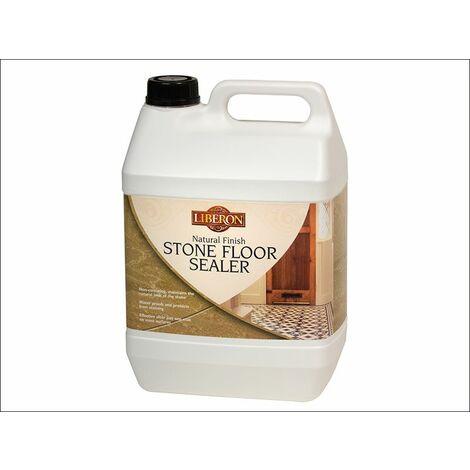 Natural Finish Stone Floor Sealer 5 Litre (LIBNFSFS5L)