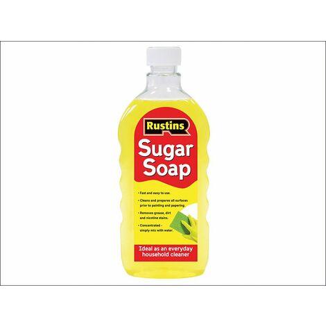 Sugar Soap 500ml RUSSS500