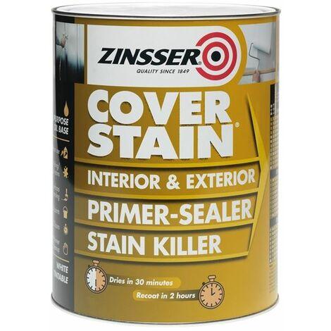 Cover Stain Primer - Sealer 500ml ZINCSP500