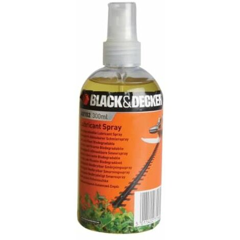 A6102 Hedge Trimmer Oil Spray 300ml B/DA6102