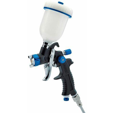 Draper 100ml Gravity Feed HVLP Composite Body Air Spray Gun (9709)