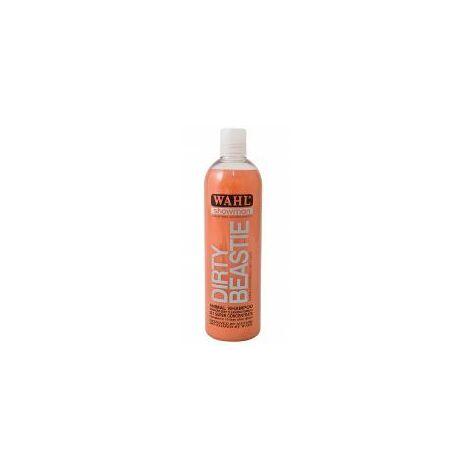 Wahl Showman 500ml Dirty Beastie Shampoo (348187)