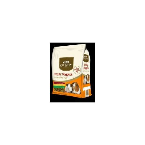 Country Value Guinea Pig Nuggets 1.5kg - 713869