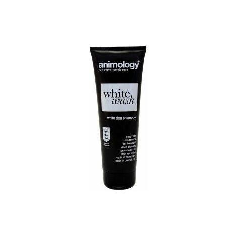 Animology White Wash Shampoo 250ml x 1  (23015)