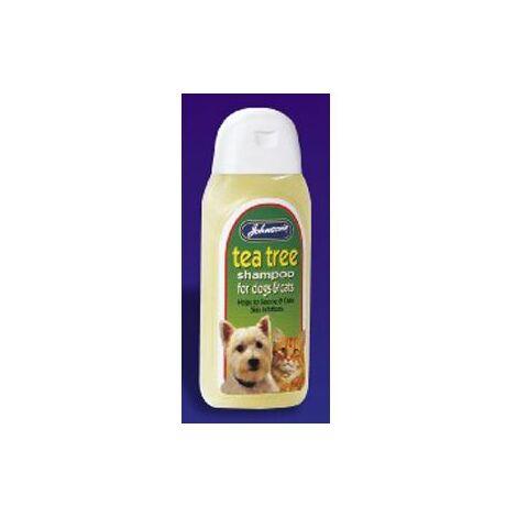 JVP Tea Tree Shampoo 400ml x 3  (20397)