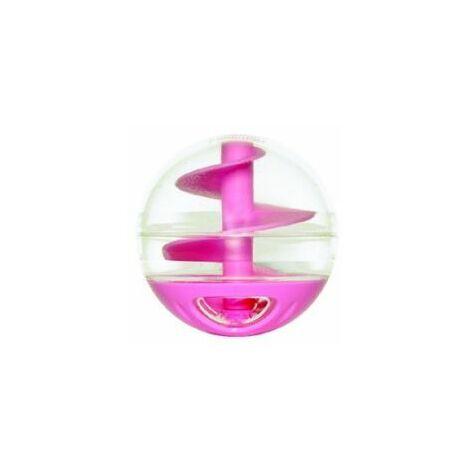 Catit Treat Ball Pink SGL - sgl - 198732