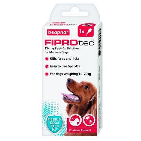 Beaphar Fiprotec Spot On Medium Dog (1 Pipette) x 1 (260702)