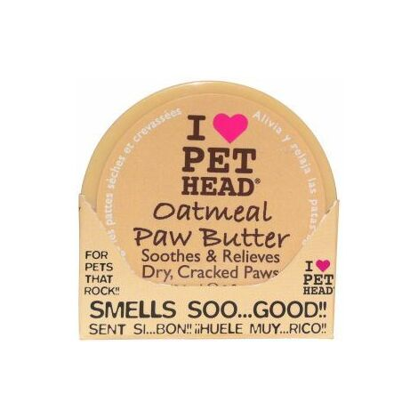 Pet Head Oatmeal Paw Butter x 1  (24354)