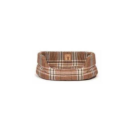 Danish Design Slumber Bed Newton Truffle 45cm x 1  (35236)