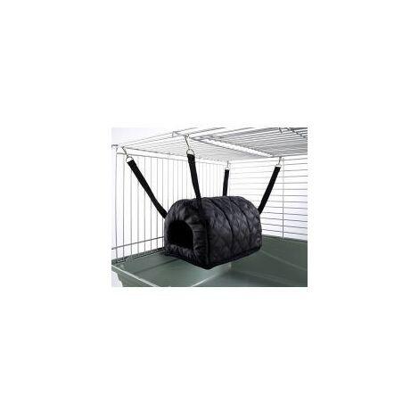 Little Friends Cuddle Rat Igloo Black - 30x20 - 293451